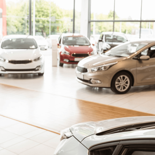 Car Dealership Steers Clients Away from Competition Driving Them To Their Location