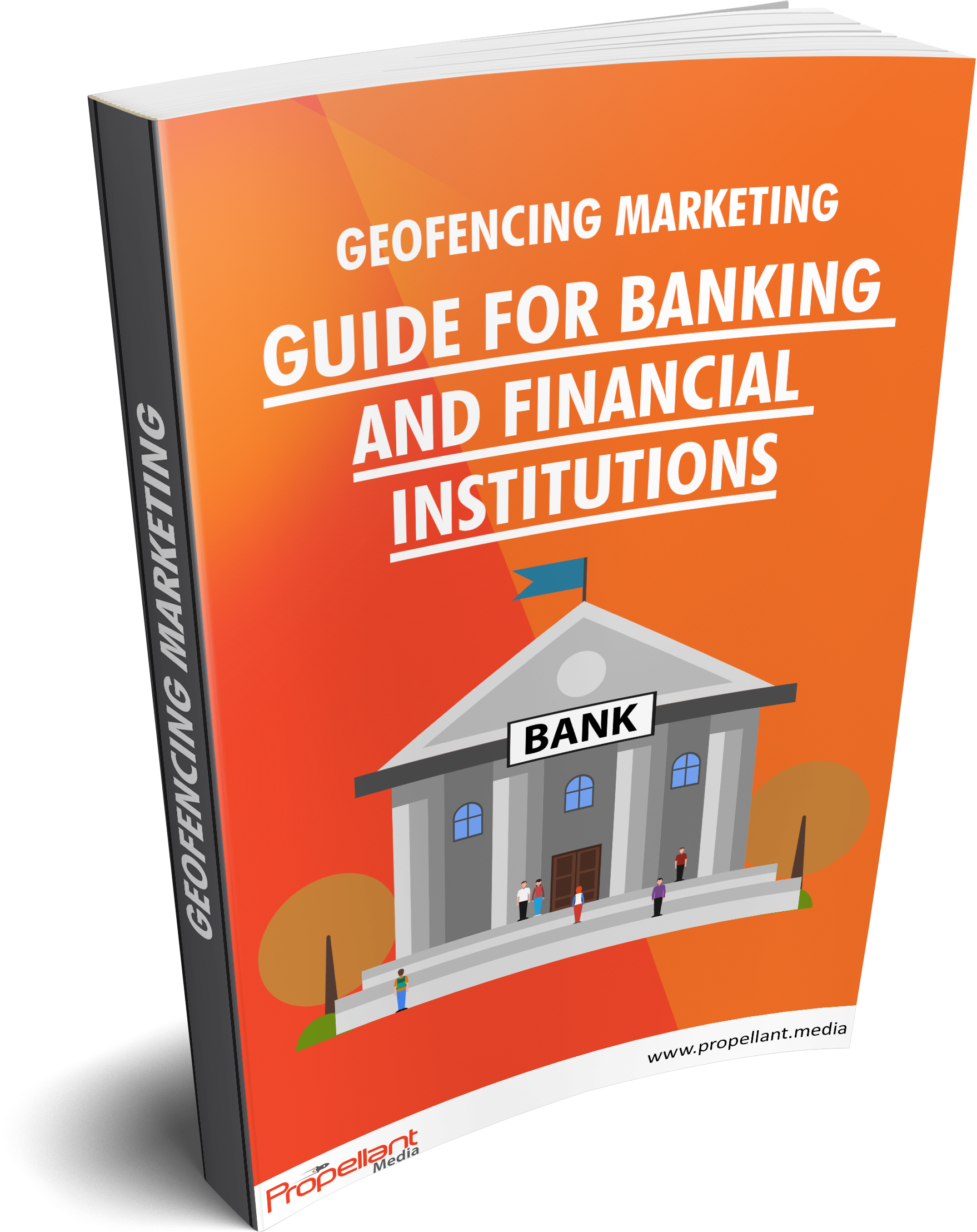 Geofencing Marketing Guide For Banks & Financial Institutions [Download Guide]