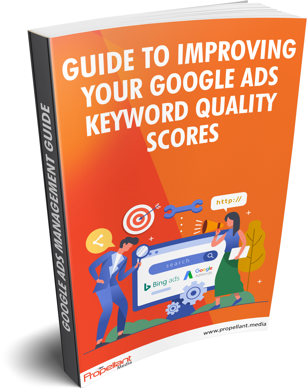 Guide To Improving Your Google Ads Keyword Quality Scores