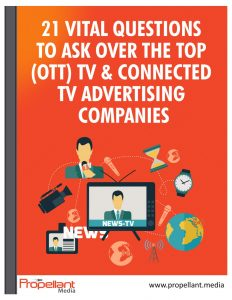 Top Questions To Ask OTT Connected TV Advertising Companies Guide